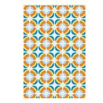 Mod Print Polka Dot Postcards (Package of 8)