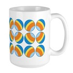 Mod Print Polka Dot Large Mug (15 oz)