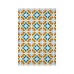 Mod Print Polka Dot Rectangle Magnet (10 pack)