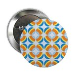 "Mod Print Polka Dot 2.25"" Button (10 pack)"