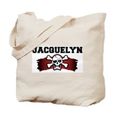 jacquelyn is a pirate Tote Bag