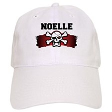 noelle is a pirate Baseball Cap
