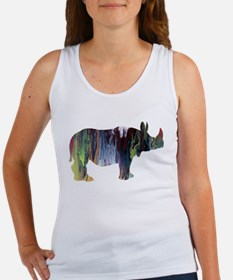Rhinoceros Tank Top