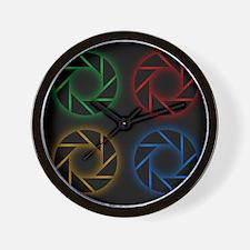Funny Focal Wall Clock