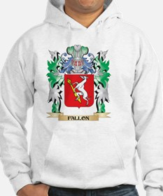 Fallon Coat of Arms (Family Cres Hoodie