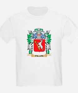 Fallon Coat of Arms (Family Crest) T-Shirt