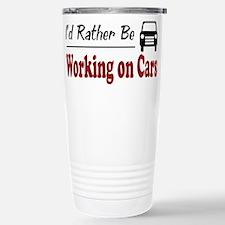 Funny Repair Travel Mug