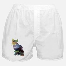 Cool Cat themed Boxer Shorts