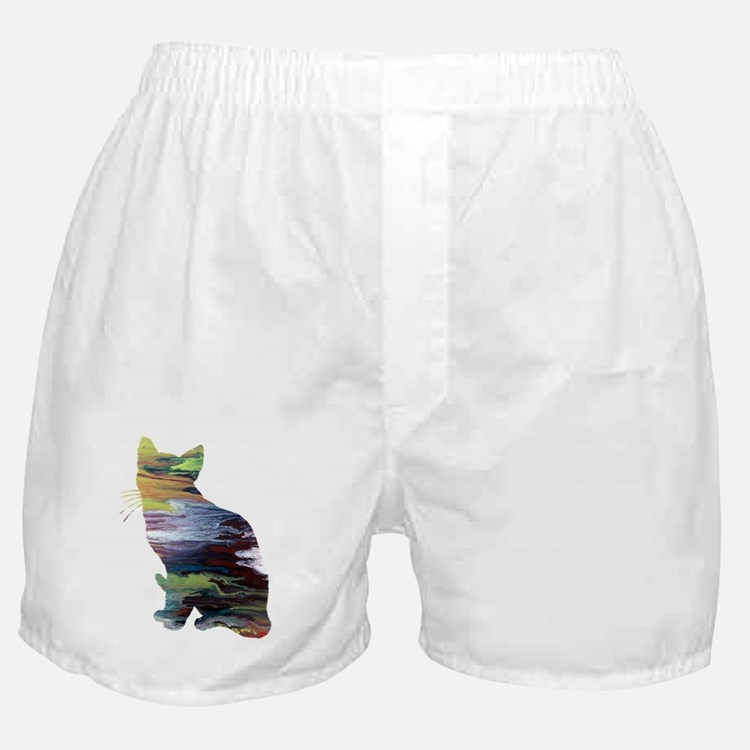 Cute Cat themed Boxer Shorts