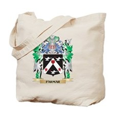 Farmar Coat of Arms (Family Crest) Tote Bag
