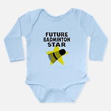 Future Badminton Star Body Suit