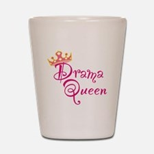 Drama Queen.png Shot Glass