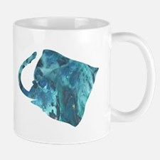 devil ray Mugs