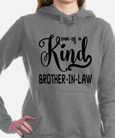 One of a kind Brother-in Women's Hooded Sweatshirt