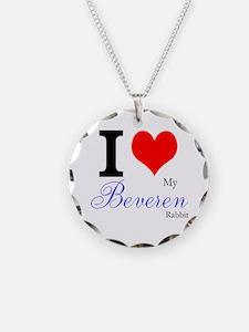 I heart my Beveren Necklace