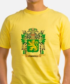 Farrell Coat of Arms (Family Crest) T-Shirt