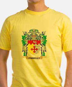 Farrelly Coat of Arms (Family Crest) T-Shirt
