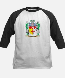 Farrelly Coat of Arms (Family Cres Baseball Jersey