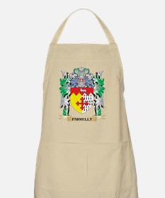 Farrelly Coat of Arms (Family Crest) Apron