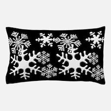 Snowflakes Pillow Case