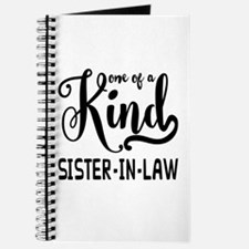One of a kind Sister-in-law Journal