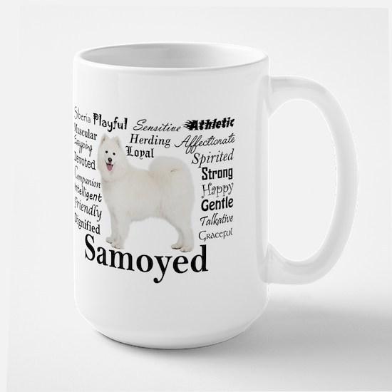 Samoyed Traits Mugs