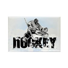 Hockey Player Magnets