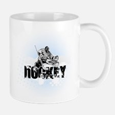 Hockey Player Mugs