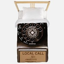phone vintage rotary dial telephone doodlefly Twin
