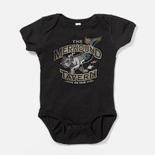 The Merhound Tavern Baby Bodysuit