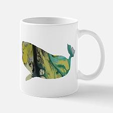 sperm whale Mugs