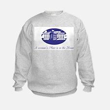 Unique Presidential elections Sweatshirt