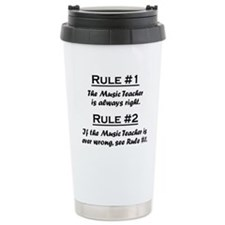 Cute Music teacher Travel Mug