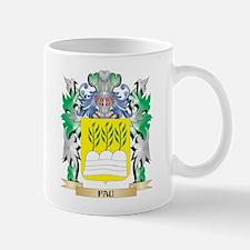 Fau Coat of Arms (Family Crest) Mugs