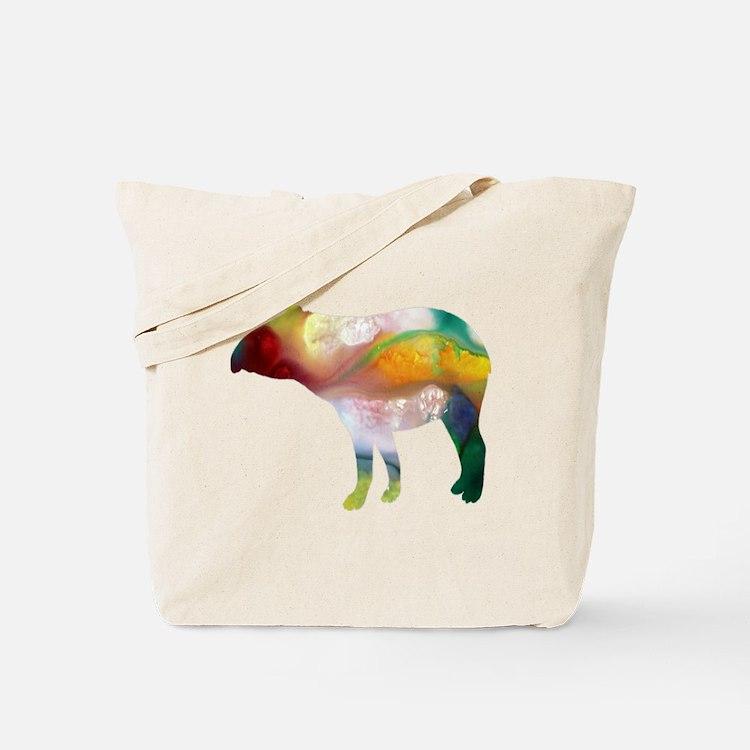 Cute Tapir Tote Bag