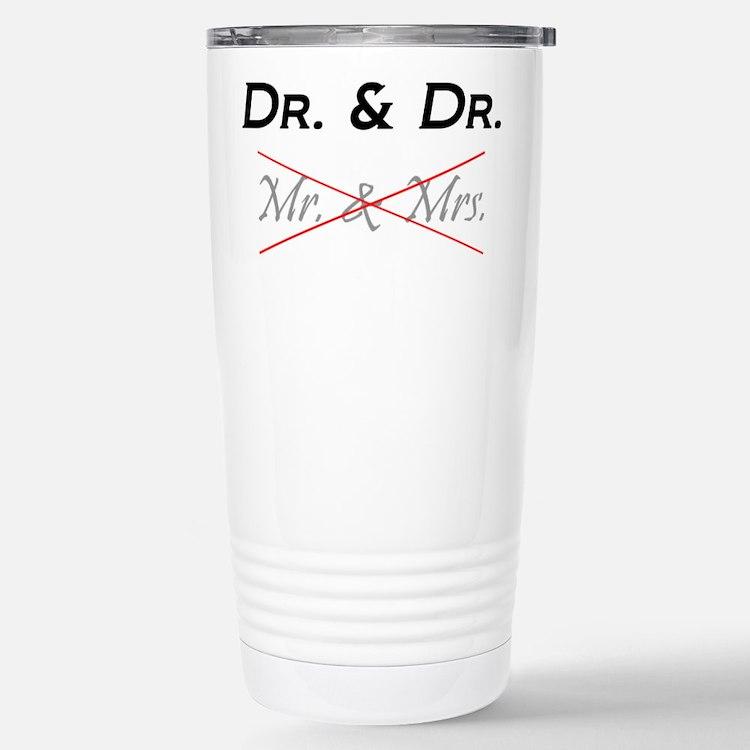 Cute Dr Travel Mug