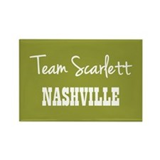 TEAM SCARLETT Magnets