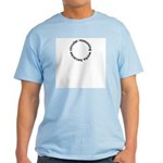 Circular Reasoning Works Light T-Shirt