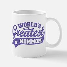 World's Greatest MomMom Mug