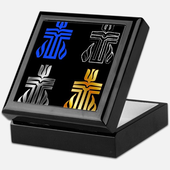 Unique Calvinism Keepsake Box