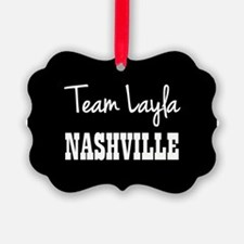 TEAM LAYLA Ornament