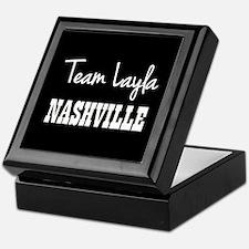 TEAM LAYLA Keepsake Box