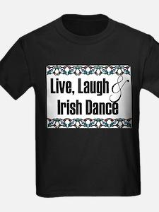 Unique Irish dancing T