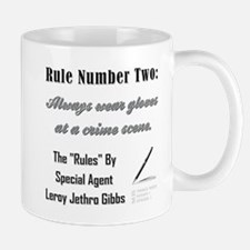 RULE NO. 2 Mugs