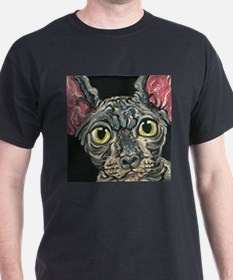 Sphynx Hairless Cat T-Shirt
