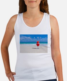 daiquiri paradise beach Tank Top
