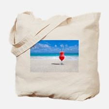 daiquiri paradise beach Tote Bag