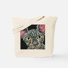 Sphynx Hairless Cat Tote Bag
