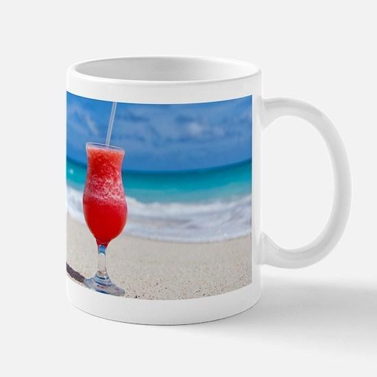 daiquiri paradise beach Mugs