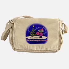 Cute Sincere Messenger Bag
